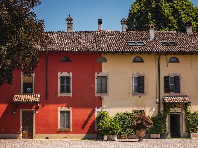 Il matrimonio di Giuseppe e Sonia a Piacenza, Piacenza 17