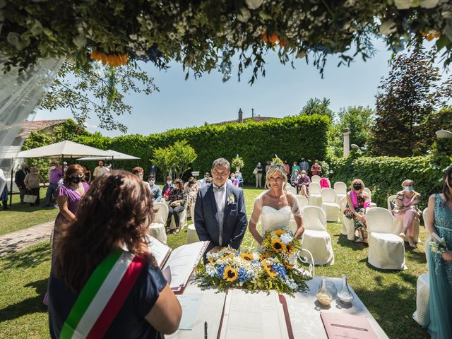 Il matrimonio di Giuseppe e Sonia a Piacenza, Piacenza 40