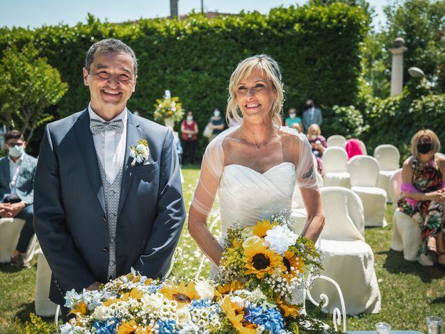 Il matrimonio di Giuseppe e Sonia a Piacenza, Piacenza 42
