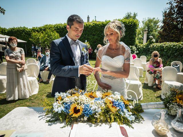 Il matrimonio di Giuseppe e Sonia a Piacenza, Piacenza 45