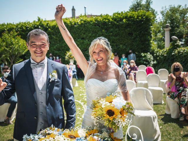 Il matrimonio di Giuseppe e Sonia a Piacenza, Piacenza 47