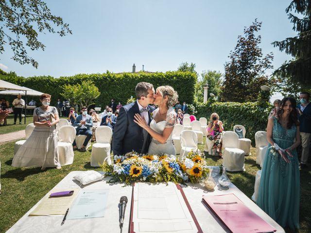 Il matrimonio di Giuseppe e Sonia a Piacenza, Piacenza 48
