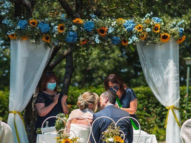 Il matrimonio di Giuseppe e Sonia a Piacenza, Piacenza 49