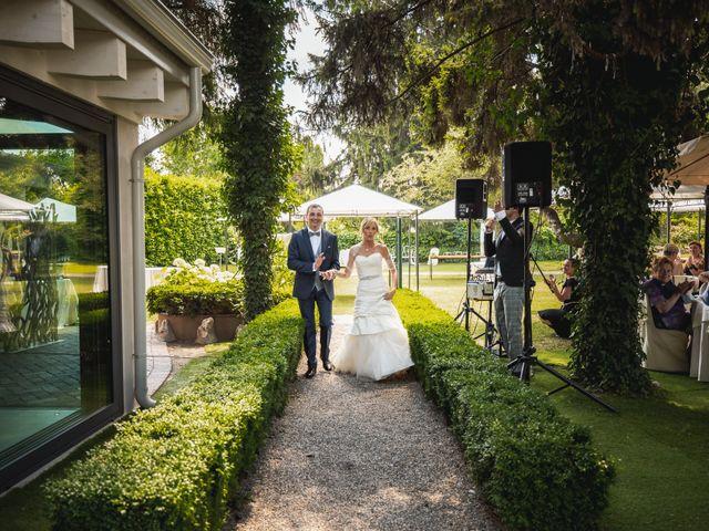 Il matrimonio di Giuseppe e Sonia a Piacenza, Piacenza 65