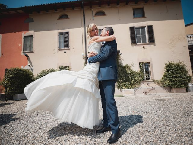 Il matrimonio di Giuseppe e Sonia a Piacenza, Piacenza 82