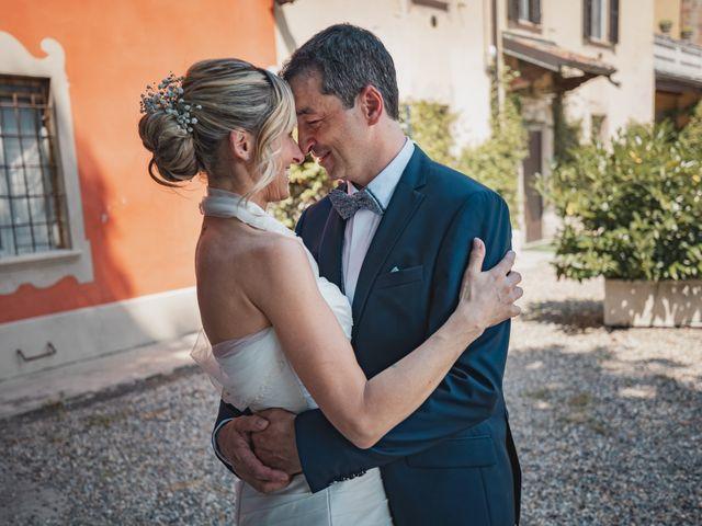 Il matrimonio di Giuseppe e Sonia a Piacenza, Piacenza 83