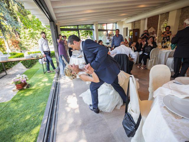Il matrimonio di Giuseppe e Sonia a Piacenza, Piacenza 92