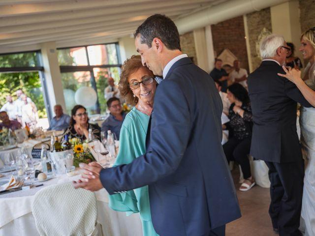 Il matrimonio di Giuseppe e Sonia a Piacenza, Piacenza 94