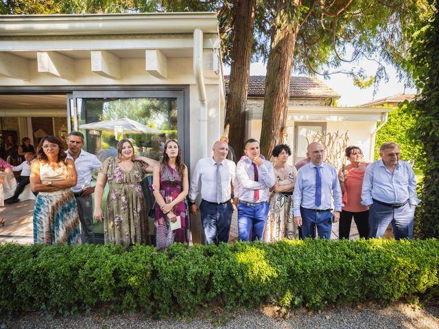 Il matrimonio di Giuseppe e Sonia a Piacenza, Piacenza 101