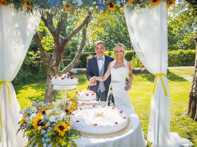 Il matrimonio di Giuseppe e Sonia a Piacenza, Piacenza 110