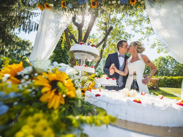 Il matrimonio di Giuseppe e Sonia a Piacenza, Piacenza 112