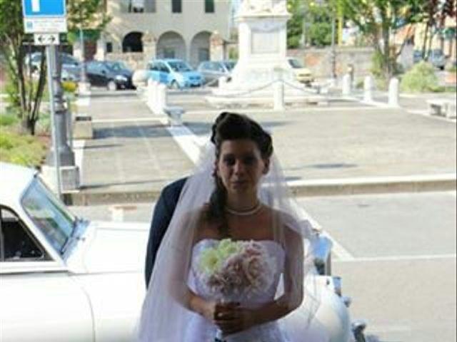 Il matrimonio di Silvia e Luca a Pianiga, Venezia 6