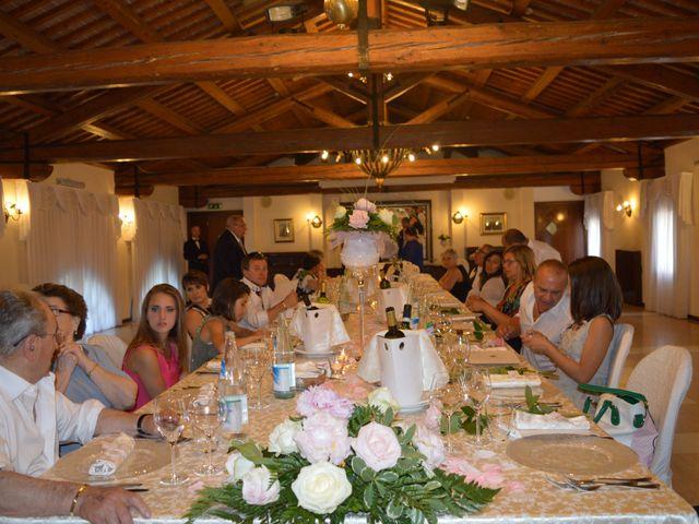 Il matrimonio di Silvia e Luca a Pianiga, Venezia 18