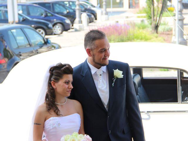 Il matrimonio di Silvia e Luca a Pianiga, Venezia 25
