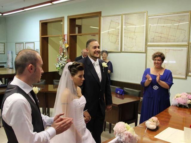 Il matrimonio di Silvia e Luca a Pianiga, Venezia 31