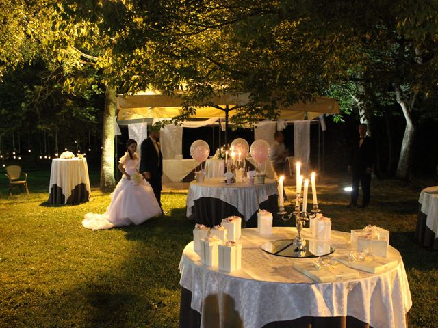 Il matrimonio di Silvia e Luca a Pianiga, Venezia 33