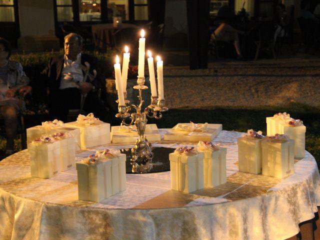 Il matrimonio di Silvia e Luca a Pianiga, Venezia 34