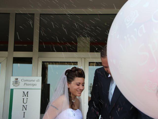 Il matrimonio di Silvia e Luca a Pianiga, Venezia 36