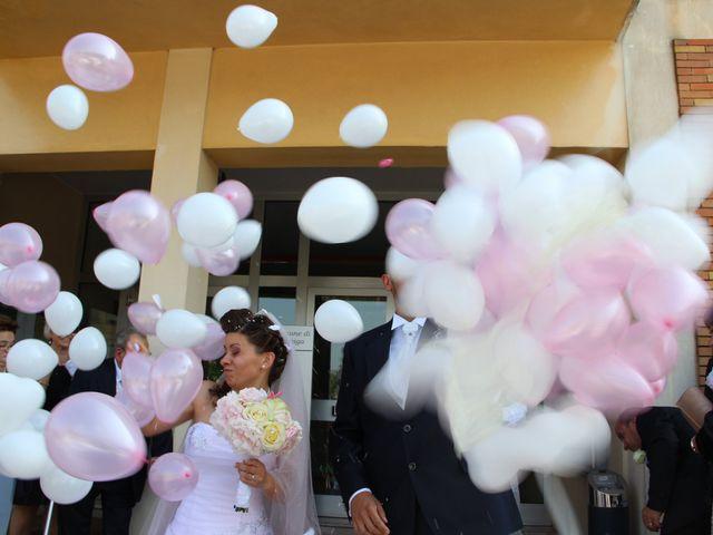 Il matrimonio di Silvia e Luca a Pianiga, Venezia 37