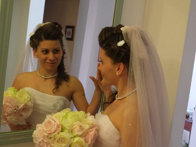 Il matrimonio di Silvia e Luca a Pianiga, Venezia 40