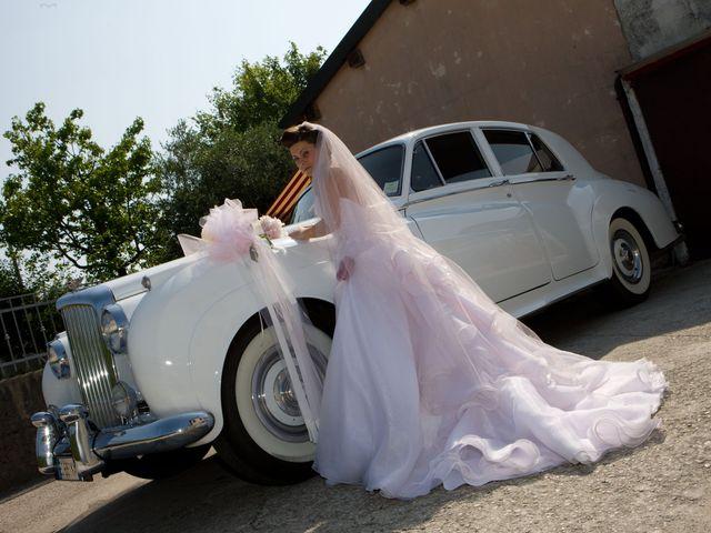 Il matrimonio di Silvia e Luca a Pianiga, Venezia 41