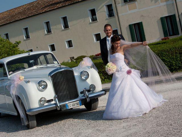 Il matrimonio di Silvia e Luca a Pianiga, Venezia 43