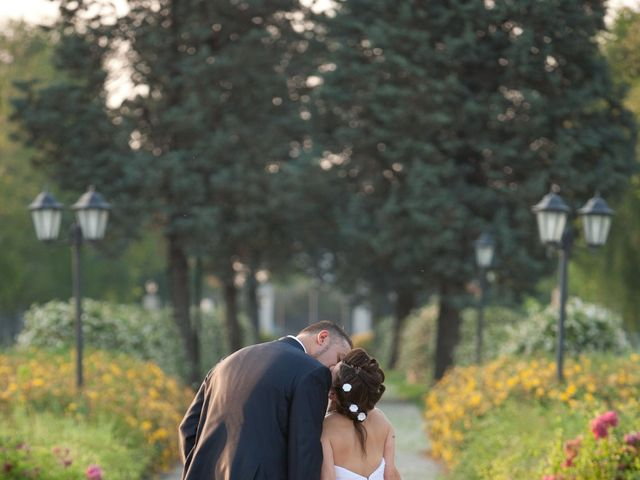 Il matrimonio di Silvia e Luca a Pianiga, Venezia 44