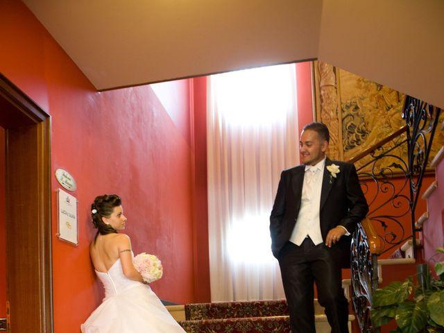 Il matrimonio di Silvia e Luca a Pianiga, Venezia 45