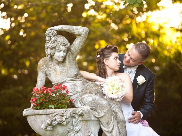 Il matrimonio di Silvia e Luca a Pianiga, Venezia 49