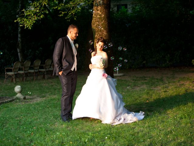 Il matrimonio di Silvia e Luca a Pianiga, Venezia 53