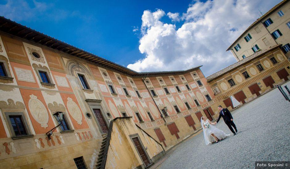 Il matrimonio di Alberto e Nunzia a Livorno, Livorno