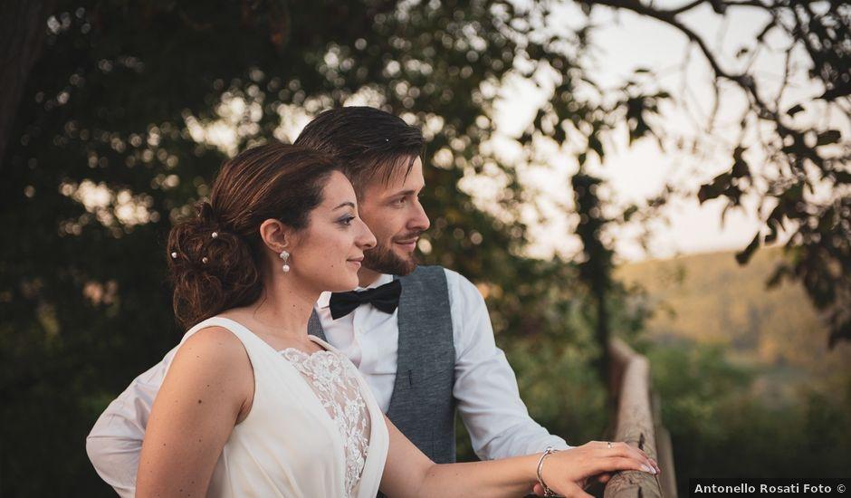 Il matrimonio di Marius e Alessandra a Orvieto, Terni