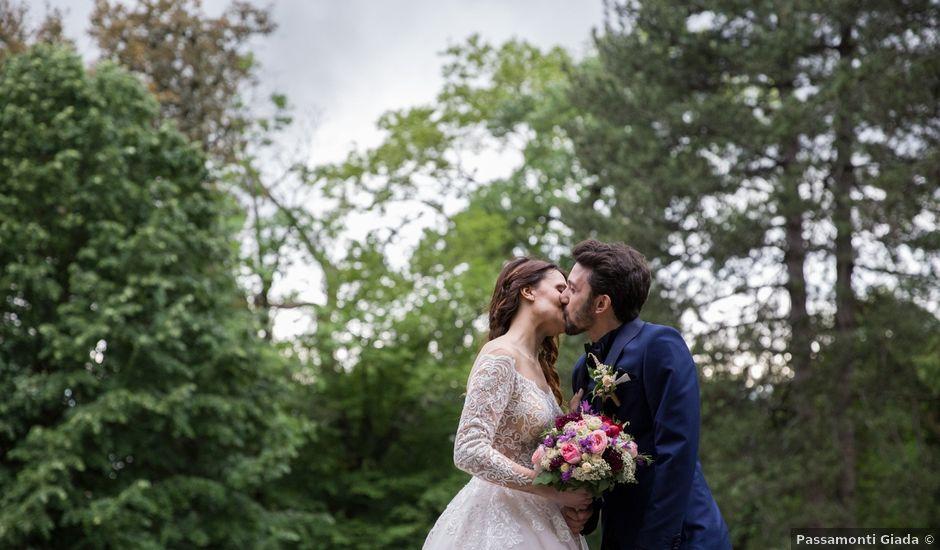 Il matrimonio di Alessio e Sara a Agliana, Pistoia