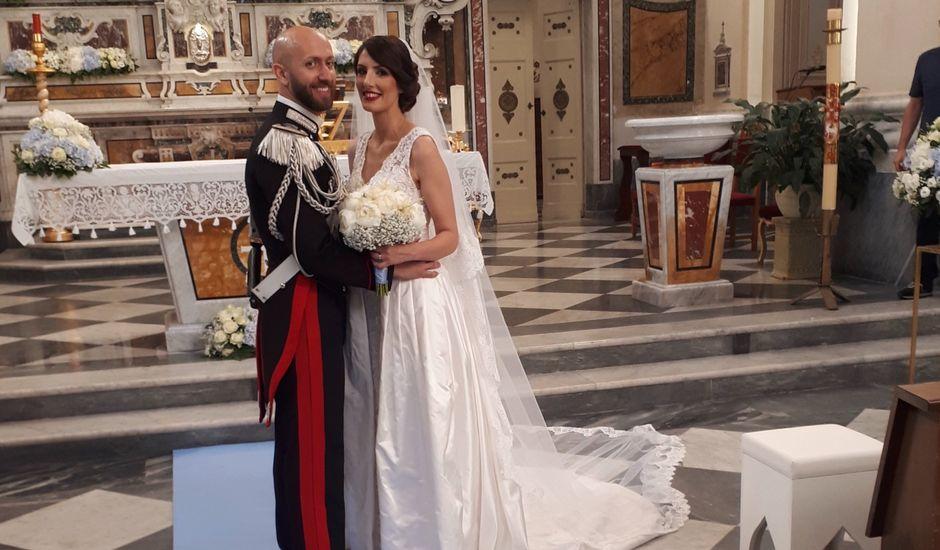 Il matrimonio di Lina e Antonio a Santa Maria a Vico, Caserta