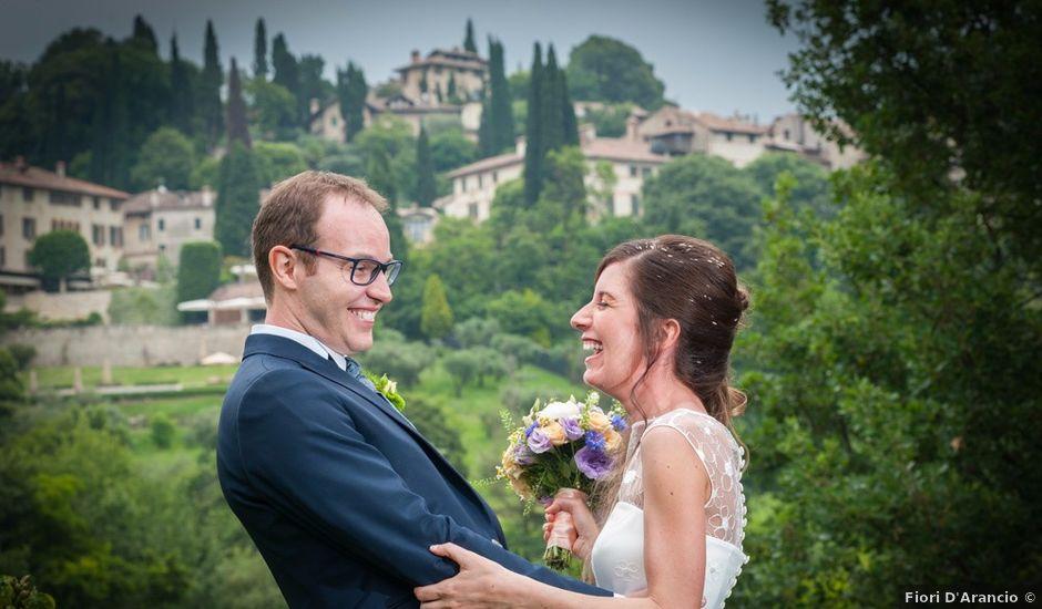 Il matrimonio di Marco e Diana a Riese Pio X, Treviso