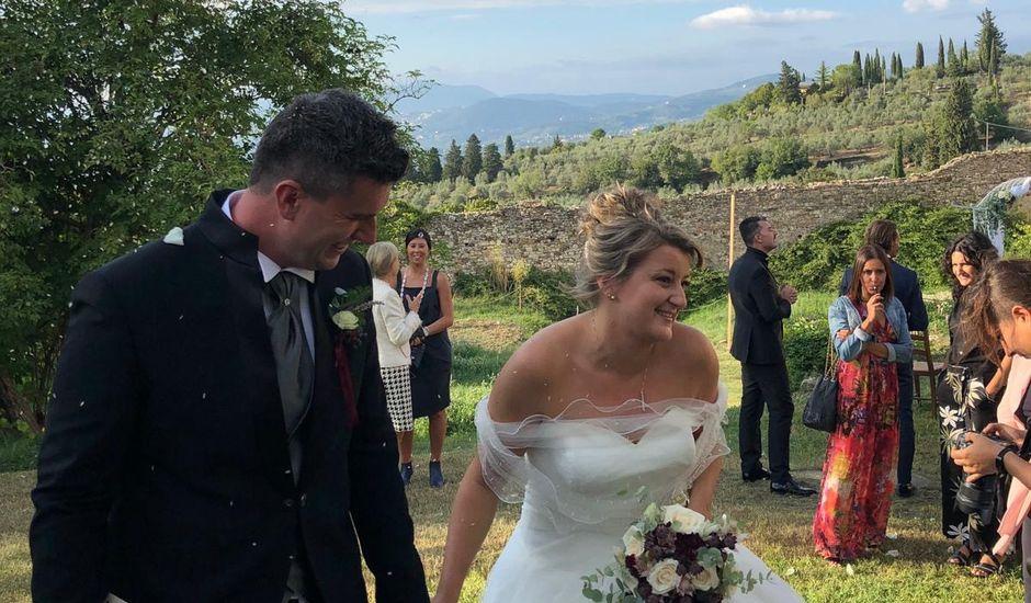 Il matrimonio di Luca e Ilaria a Bagno a Ripoli, Firenze