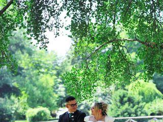 Le nozze di Giulia e Riccardo