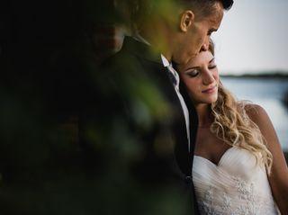 Le nozze di Vania e Andrea