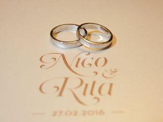 Le nozze di Rita e Nico 1