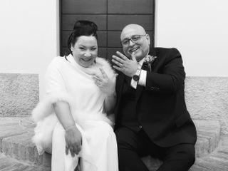 Le nozze di Rita e Nico