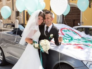 Le nozze di Elisa e Lino