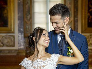 Le nozze di Emanuele e Sofia