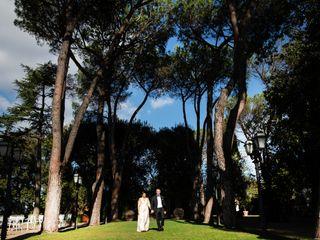 Le nozze di Fabrizio e Ginevra