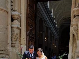 Le nozze di Maria Carmela e Simone 1