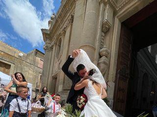Le nozze di Maria Carmela e Simone 2