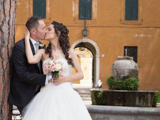 le nozze di Maria Cristina e Alberto 1