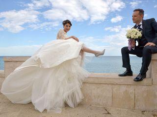 le nozze di Ilaria e Carlo 1