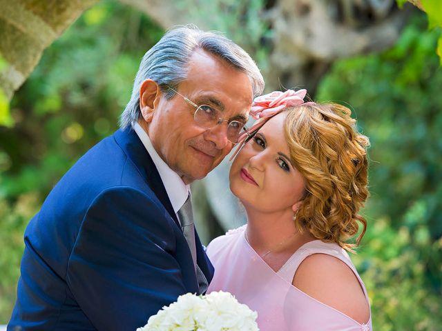 le nozze di Amalia e Enrico