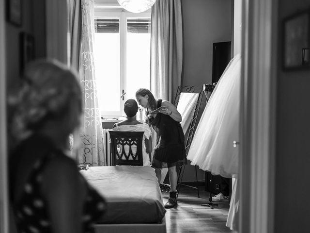 Il matrimonio di Andrea e Sarah a Biella, Biella 15