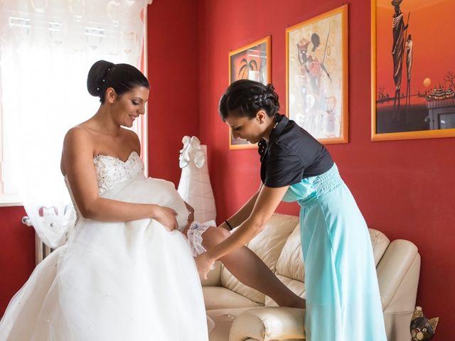 Il matrimonio di Andrea e Sarah a Biella, Biella 23